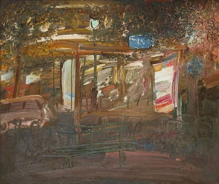 Taxi Stand 50cm x 60cm